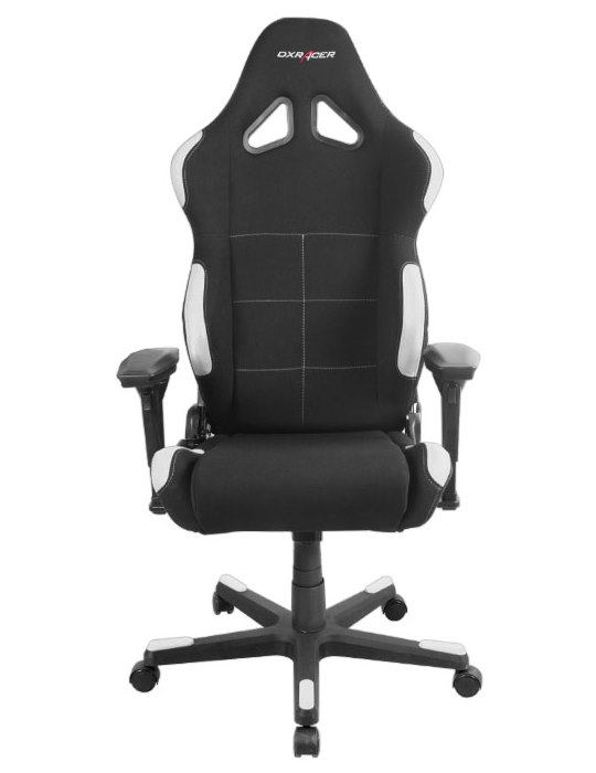 fotel DXRACER OH/RC01/NW