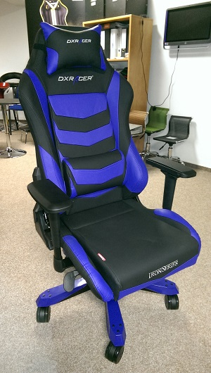 fotel DXRACER OH/IS166/NI main image