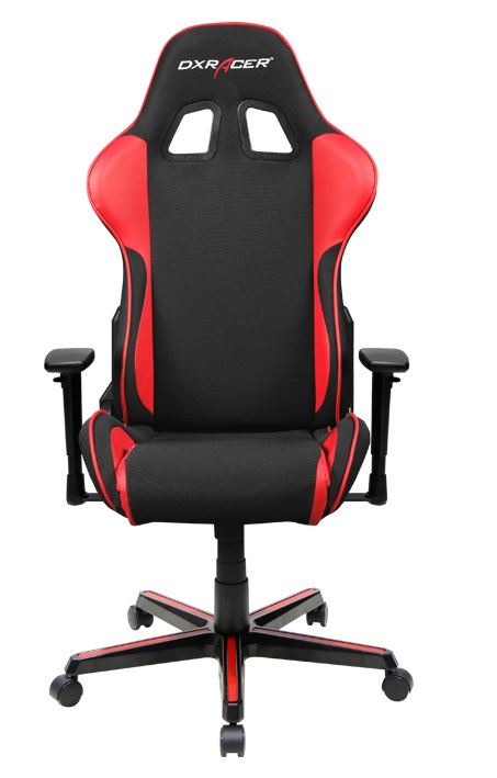 fotel DXRACER OH/FH11/NR tekstylny gallery main image
