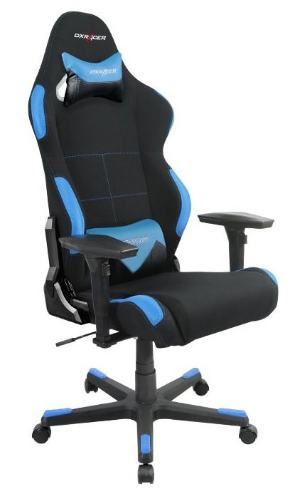 fotel DXRACER OH/RF01/NB gallery main image
