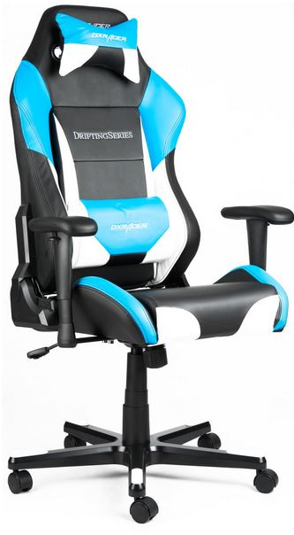 fotel DXRACER OH/DF61/NWB gallery main image