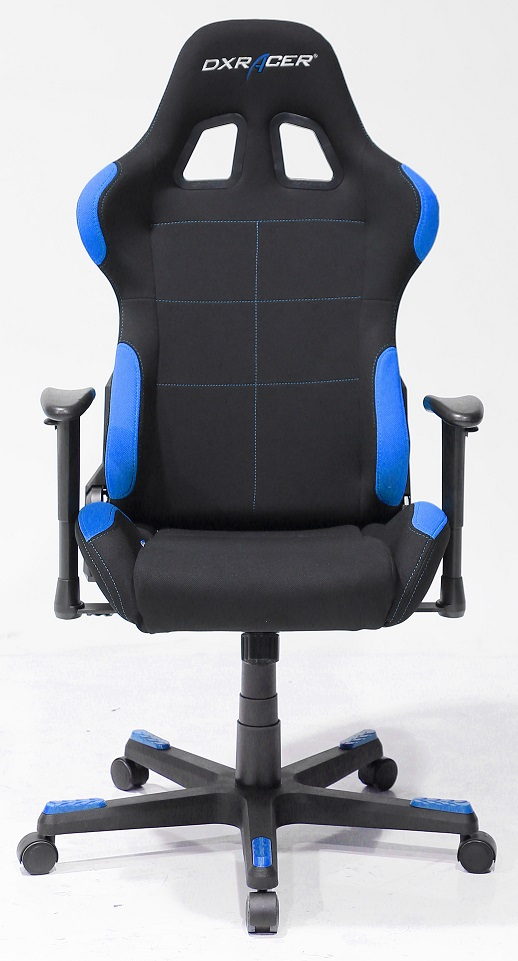 fotel DXRACER OH/FD01/NI tekstylny gallery main image
