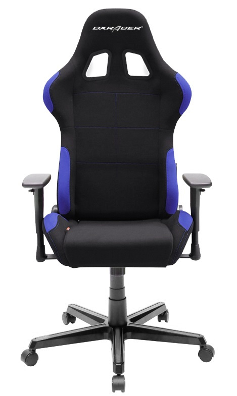 fotel DXRACER OH/FH01/NI tekstylny_ gallery main image